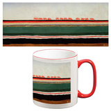 Kasimir Malevich - The Red Cavalry Mug Krus