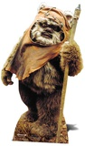 Star Wars - Wicket Cardboard Cutout Figura de cartón