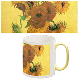 Vincent Van Gogh - Sunflowers Mug - Mug