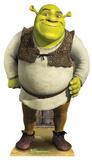Shrek - Shrek Cardboard Cutout - Stand Figürler
