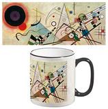 Wassily Kandinsky - Composition VIII Mug Mok