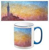 Claude Monet - San Giorgio Maggiore (Sunset in Venice) Mug Krus