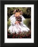 Sweet Angel l Prints by T Richard