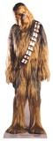 Star Wars - Chewbacca Mini Cardboard Cutout Pappfigurer