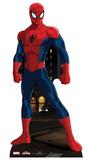 Marvel - Spiderman Mini Cardboard Cutout Pappfigurer