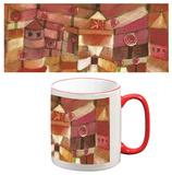 Paul Klee - The Rose Garden Mug Mug