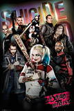 Suicide Squad- In Squad We Trust Posters