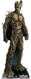 Marvel - Groot Cardboard Cutout Poutače se stojící postavou