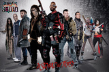 Suicide Squad- Armed & Ready Poster