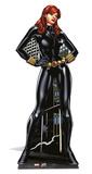 Marvel - Black Widow Cardboard Cutout Poutače se stojící postavou