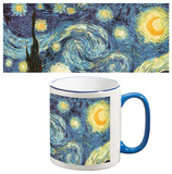 Vincent Van Gogh - Starry Night Mug Taza