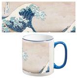 Katsuhika Hokusai - The Great Wave of Kanagawa Mug - Mug