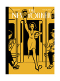 The New Yorker Cover - May 16, 2016 Regular Giclee Print by Christoph Niemann