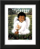 Guardian Angel II Posters by T Richard