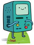 Adventure Time - Beemo Cardboard Cutout Pappaufsteller