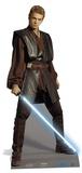 Star Wars - Anakin Cardboard Cutout Silhouettes découpées en carton