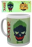Suicide Squad - Joker Skull Mug Mok
