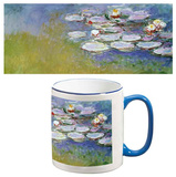 Claude Monet - Waterlillies, 1914 Mug Krus