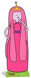 Adventure Time - Princess Bubblegum Cardboard Cutout Silhouettes découpées en carton