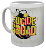 Suicide Squad - Bomb Mug Mug