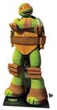 TMNT - Michelangelo Mini Cardboard Cutout Papfigurer