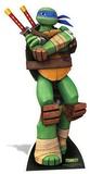 Teenage Mutant Ninja Turtles - Leonardo Cardboard Cutout Silhouettes découpées en carton