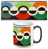 Robert Delaunay - Endless Rhythm Mug Taza