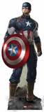 Marvel - Captain America Age of Ultron Cardboard Cutout Pappfiguren
