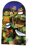 Teenage Mutant Ninja Turtles - Turtles Stand-In Postacie z kartonu