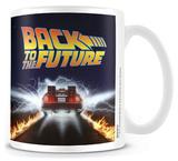 Back to the Future - Delorean Mug Mok