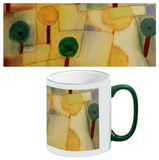 Paul Klee - Where to? Mug - Mug