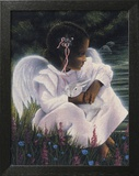 Guardian Angel Prints by T. Richard