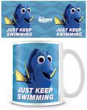 Finding Dory - Just Keep Swimming Mug Mug
