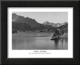 Rac Lake Kings River Canyon California Prints by Ansel Adams