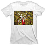 Panic! At The Disco- Green Ivy & Red Suit T-shirts