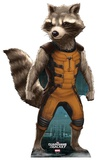Marvel - Rocket Mini Rocket Cardboard Cutout Pappfigurer