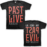 Alkaline Trio- Past Live (Front/Back) Shirts