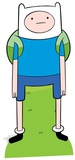 Adventure Time - Finn Cardboard Cutout Pappaufsteller