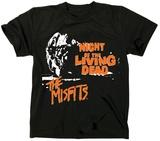 The Misfits- Night of the Living Dead Tričko