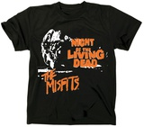 The Misfits- Night of the Living Dead T-Shirts