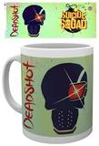Suicide Squad - Deadshot Skull Mug Mok