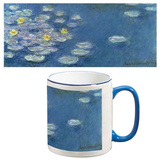 Claude Monet - Waterlilies, 1908 Mug Krus