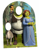 Shrek - Shrek Stand-In Silhouettes découpées en carton