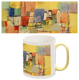 Paul Klee - German City Mug Krus