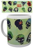 Suicide Squad - Skulls Mug Mok