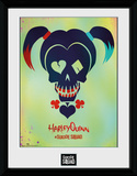 Suicide Squad Harley Quinn Skull Collector-tryk