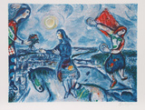 Giving the Bouquet Premium Edition by Marc Chagall