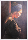 Moment of Reflection Collectable Print by Neville Clarke