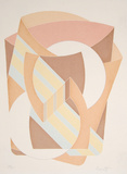 Untitled - Abstract Composition Collectable Print by Thomas Barrett