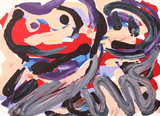 Happy Battle Premium-versjoner av Karel Appel